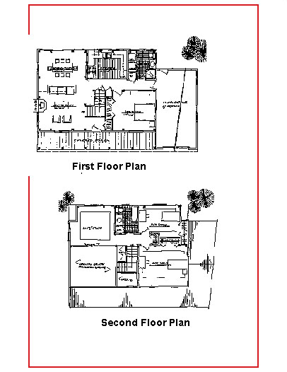 Post beam homes inc layouts for Dormered cape